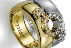cute wedding rings images Cute couple lesbian wedding rings lovely rings jpg