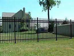 residential ornamental fence veterans fence company