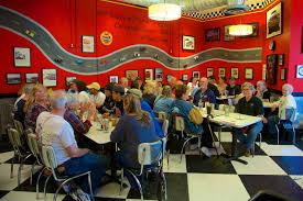 corvette restaurant san diego corvettes and t birds at the corvette diner corvette owners