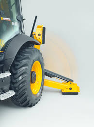simplified controls increase backhoe loader productivity