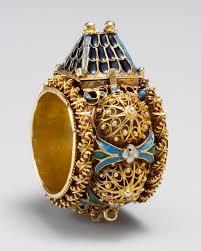 rings art images Jewish betrothal ring work of art heilbrunn timeline of art jpg