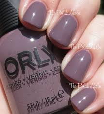 the polishaholic orly fall 2014 smoky collection swatches u0026 review