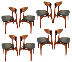 Dining Chairs Toronto by Red Fabric Dining Chairs Ideas Home Decor Mostable Room Chair From
