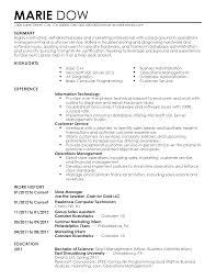 Resume Format For Sales And Marketing Manager Professional Technical Support Manager Templates To Showcase Your