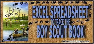 Spreadsheet To Html Akela U0027s Council Cub Scout Leader Training Excel Spreadsheet To