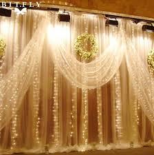 ebay led string lights 8 56 gbp 6m3m 600 led string lights waterproof curtain fairy