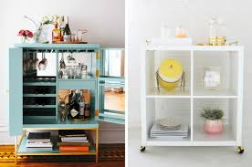 ikea hack bar 16 things you can totally diy from anthro u0027s spring home collection