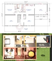 Second Story Floor Plans by Hyannis Modular Cape House Plan