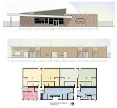 locker room floor plan rochester regional sports stadium phase 3 expansion tkda