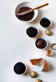 recipe gold flecked ferrero rocher and nutella cupcakes we are