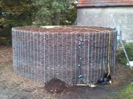 biomeiler why not use compost to heat your home instead of