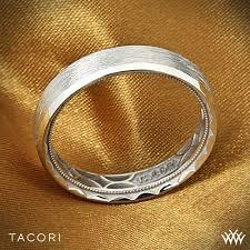 eternity wedding ring tacori sculpted crescent 3 sided brushed eternity wedding ring 2483