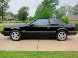 mustang 1990 for sale 1990 ford mustang lx 5 0 5 speed hatchback 25th fox survivor