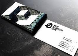 Graphic Artist Business Card Best 25 Clear Business Cards Ideas On Pinterest Transparent