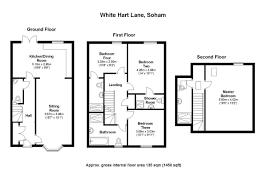 hart house floor plan 4 bedroom mews for sale in ely