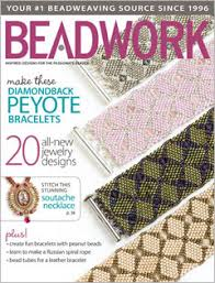w o r d in beadwork magazine the art of rose rushbrooke