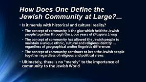 Peter Berger The Sacred Canopy by A Fear Of Loss Of Community As A Hindrance To The Gospel In Jewish