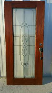 frosted glass front doors decorative mahogany solid wood front door semi frost glass 36