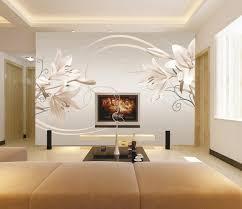 couleur de chambre moderne 3d papier peint pour chambre moderne simple rétro couleur fond