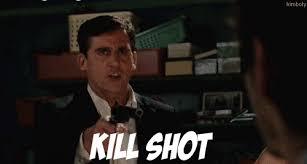 Meme Shot - kill shot know your meme
