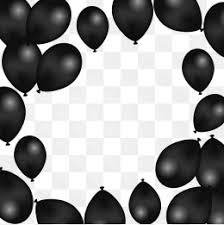 black balloons black balloon free png images and psd downloads pngtree