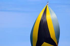 Bvi Flag Back In The Bvi Monday Never