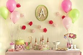 birthday decorations to make at home simple homemade birthday decorations party to make at home in