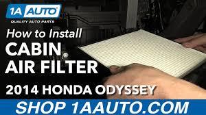 buy honda odyssey how to install replace cabin air filter 2005 16 honda odyssey buy