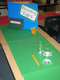 light refraction fun independent experiments teaching in room 6