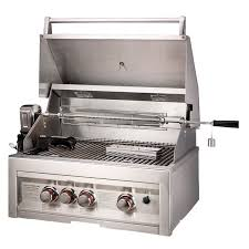 Backyard Grill 3 Burner Sunstone Grills 3 Burner 28 In Built In Gas Grill Hayneedle