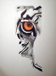 gallery drawings of tiger drawing art gallery
