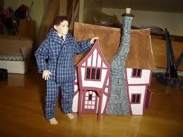 dollshouse daydreams pumpkin cottage