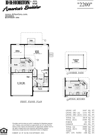 Express Homes Floor Plans by Sereno Community Davenport By Dr Horton