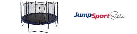 amazon black friday trampoline amazon com jumpsport elite trampoline new integrated safety