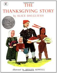 the thanksgiving story by dalgliesh