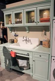 Sinks For Laundry Rooms by Checking Out The Nelson U0027s Sink On Display At Kbis Retro Renovation