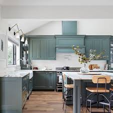 15 best green kitchen cabinet ideas this green hue will be a kitchen color trend in 2020