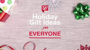 holiday gift ideas for everyone walgreens youtube