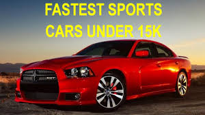 sport cars cheap sport cars under 15000 tbdesign