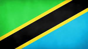 Flag Of Tanzania Tanzania National Anthem Instrumental Youtube