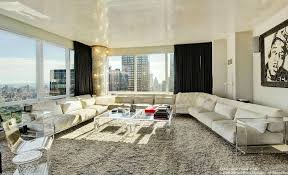 diddy s new york apartment on sale for 7 9 million mr goodlife a look inside diddy s plush blinged out nyc apartment curbed