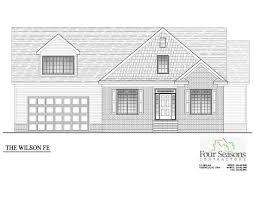 Ready To Build House Plans by Four Seasons Contractors 252 462 0022 New Construction Home