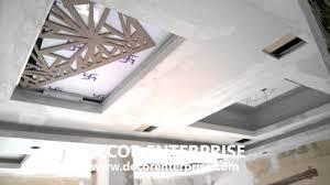 gypsum board false ceiling design mrfariduddin khurram living and