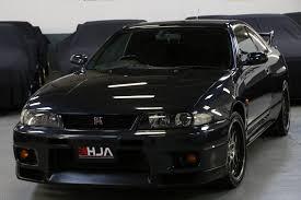 nissan skyline 2015 black harlow jap autos uk stock