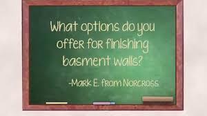 keeping basements dry wall covers and dehumidifiers aquaguard