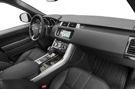 2016 land rover range rover interior 2016 land rover range rover sport price photos reviews u0026 features