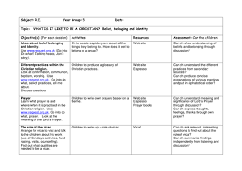 year 5 medium term r e planning by carolnightingale teaching