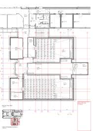 second floor extension plans richard murphy architects further extension to galeri caernarfon
