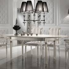 Extendable Oval Dining Table High End Extendable Oval Dining Table Juliettes Interiors