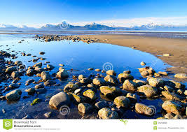 Alaska beaches images Sunrise over bishops beach homer alaska stock photo image 20233686 jpg
